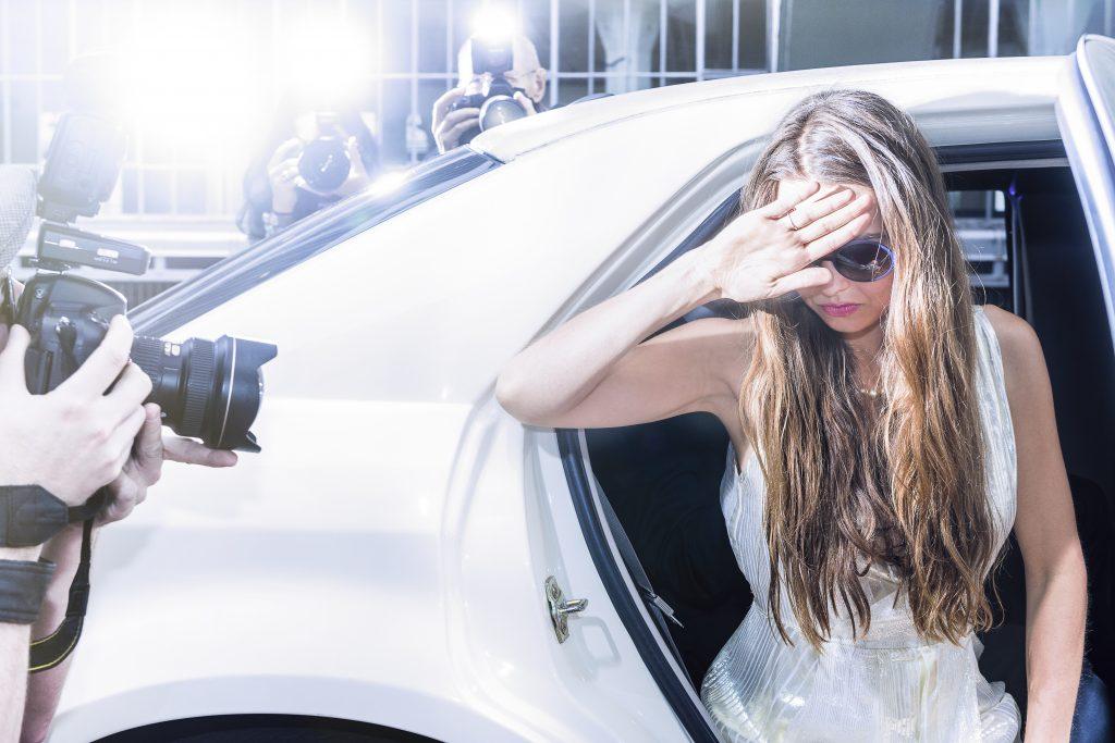 Why Celebrities Use Burner Accounts