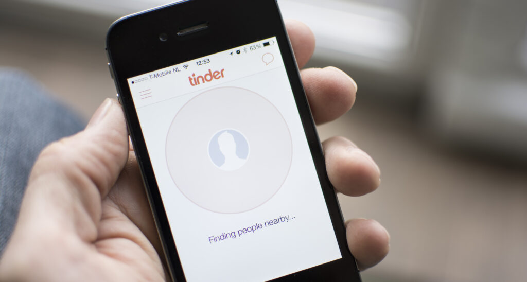 Use Tinder without your own phone number