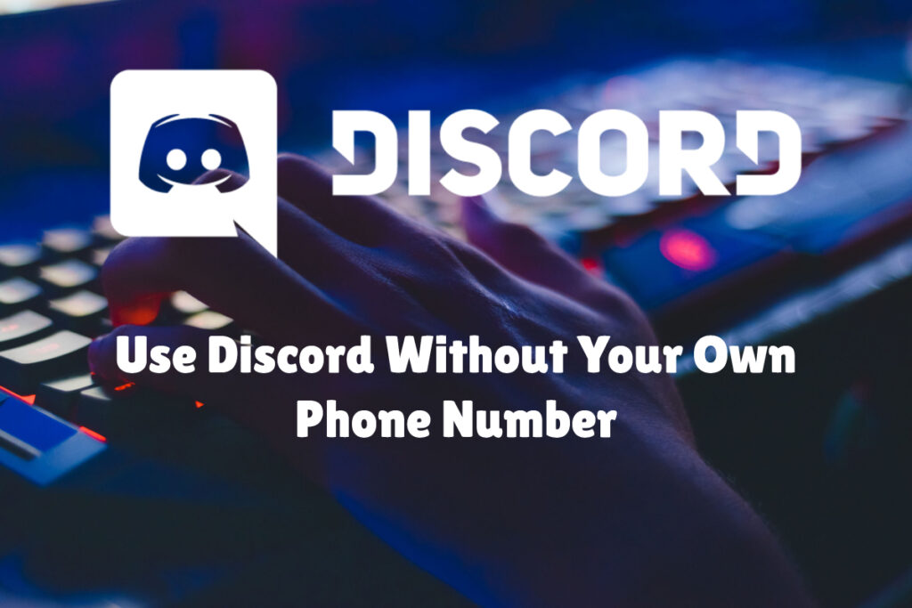 Receive SMS Discord