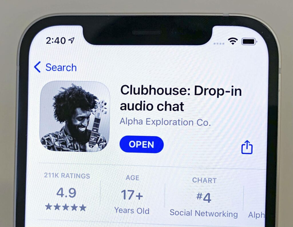 Use Clubhouse Anonymously